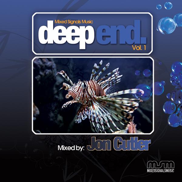 Jon Cutler/DEEP END VOL. 1 MIX CD