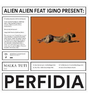 """Alien Alien/PERFIDIA 12"""""""