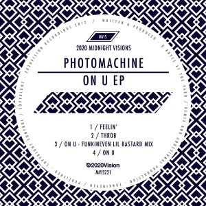 """Photomachine/ON U EP 12"""""""