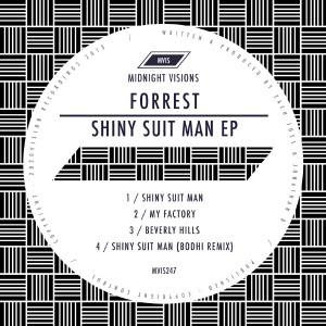 """Forrest/SHINY SUIT MAN 12"""""""