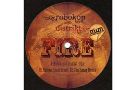 """Robokop & Distrikt/FIRE 12"""""""