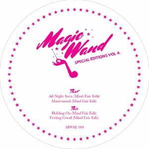 "Mind Fair/MAGIC WAND SPECIAL ED V4 12"""