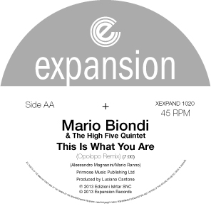 Mario Biondi/THIS IS WHAT (OPOLOPO) 12""