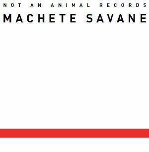 "Machete Savane/MANTICORE 12"""
