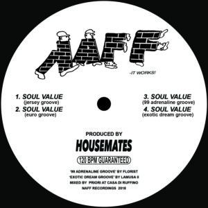 Housemates/SOUL VALUE 12""
