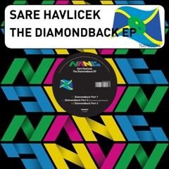 """Sare Havlicek/DIAMONDBACK EP 12"""""""