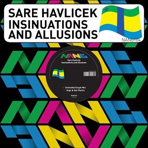 "Sare Havlicek/INSINUATIONS ALLUSIONS 12"""