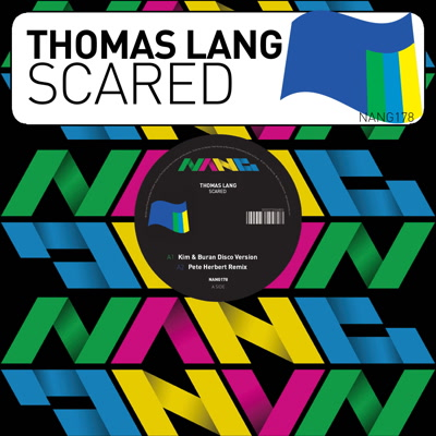 """Thomas Lang/SCARED (IMPOSTERS RMX'S) 12"""""""