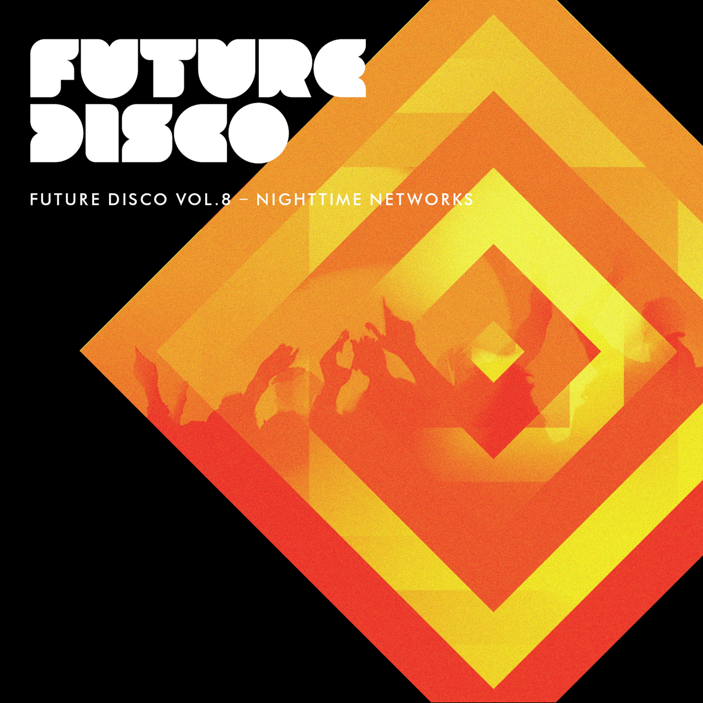 Various/FUTURE DISCO #8 - NIGHTTIME DCD