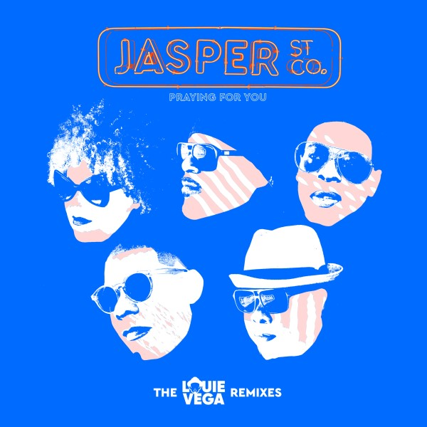 """Jasper St. Co./PRAYING -L VEGA RMXS D12"""""""