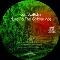 """Lars Bartkuhn/MUSIC FOR THE GOLDEN...12"""""""