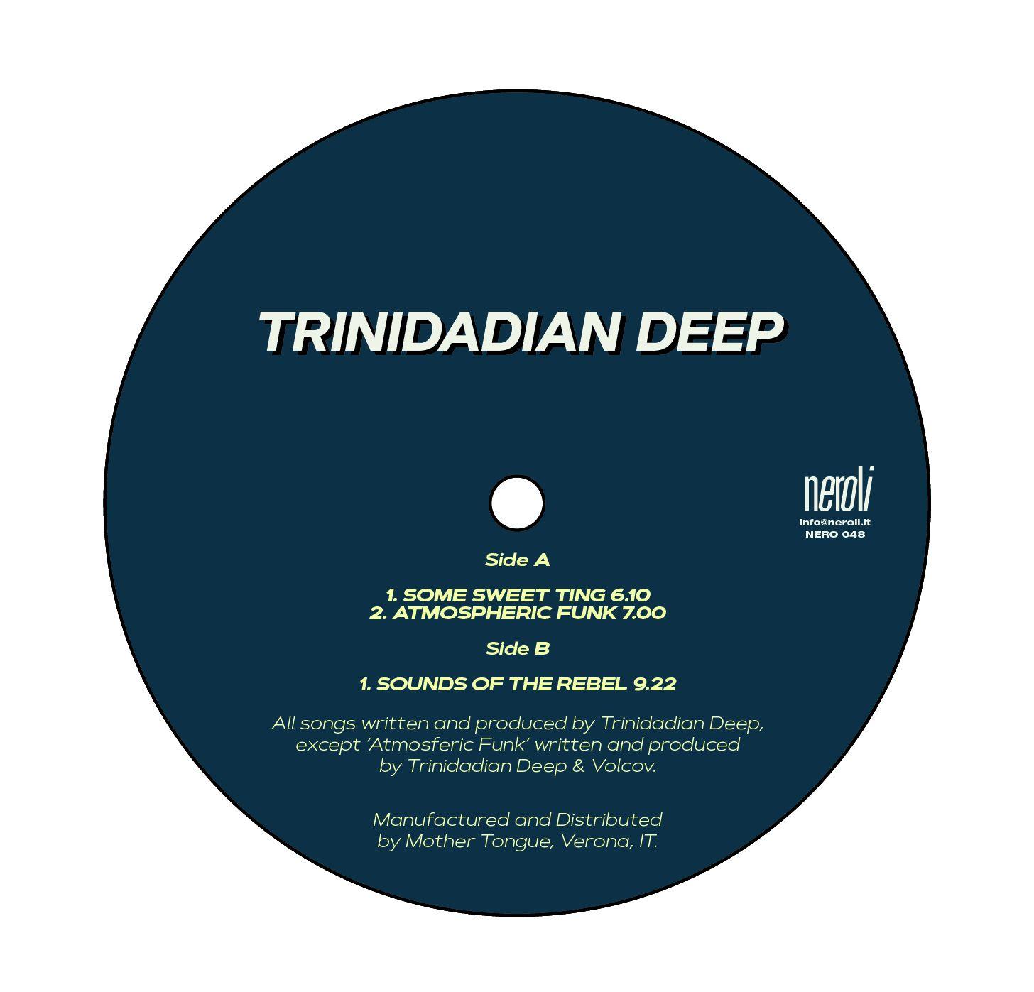 """Trinidadian Deep/SOME SWEET TING 12"""""""