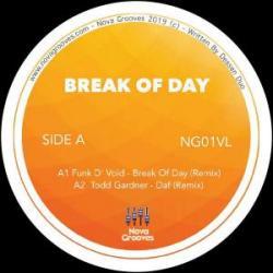"""Dessen Duo/BREAK OF DAY 12"""""""