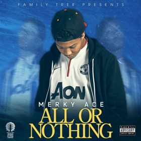 Merky Ace/ALL OR NOTHING CD