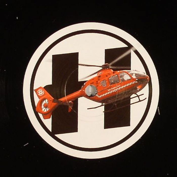 "Danny Byrd/BLAZE THE FIRE (STRAY RMX) 7"""