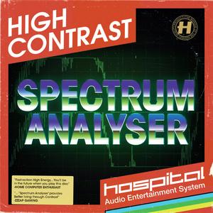 "High Contrast/SPECTRUM ANALYSER 12"""