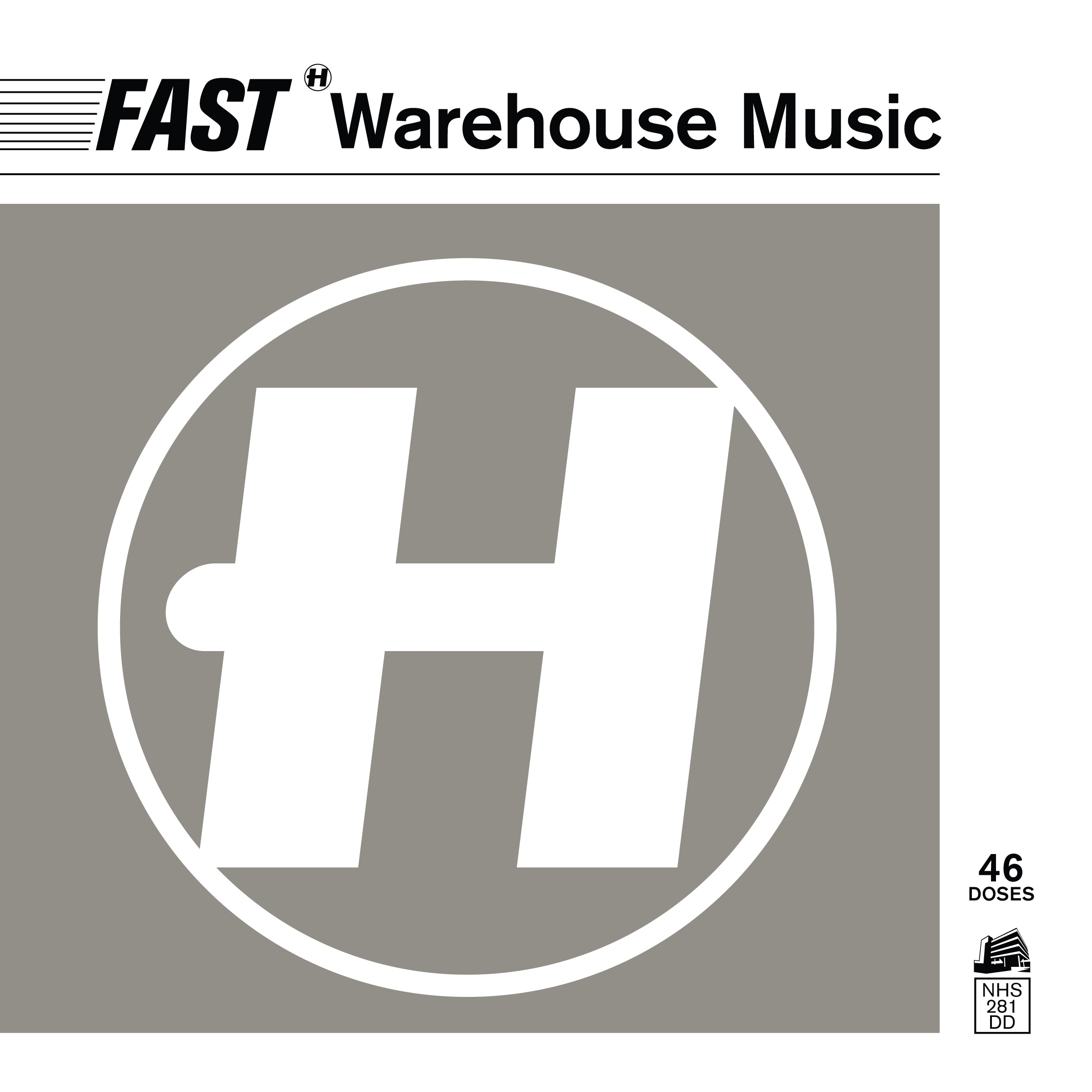 Various/FAST WAREHOUSE MUSIC DCD