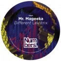 Mr. Mageeka/DIFFERENT LEKSTRIX 12""