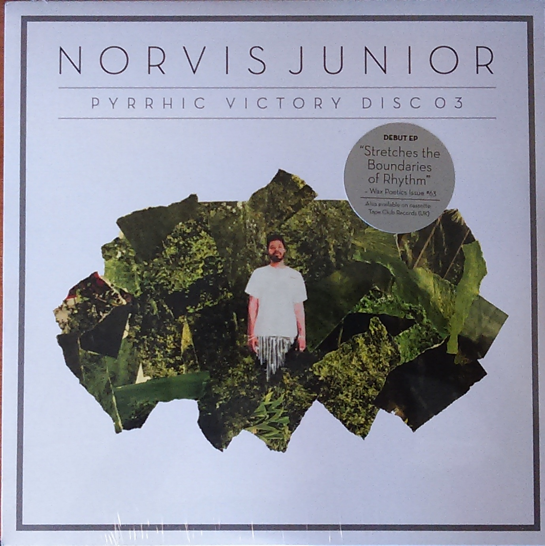Norvis Jr./PYRRHIC VICTORY DISC 03 LP
