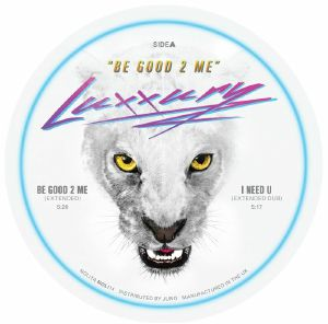Luxxury/BE GOOD TO ME 12""