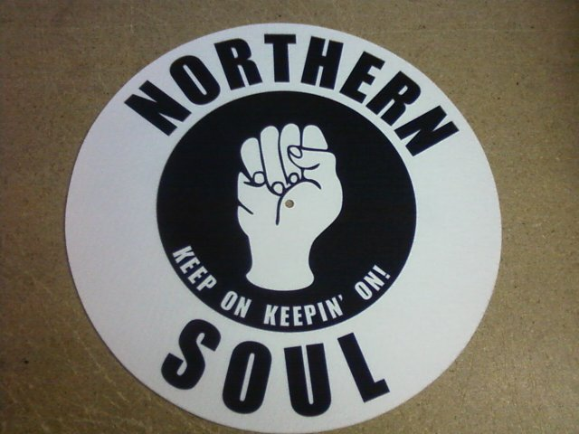 Northern Soul/KEEP ON KEEPIN' ON SLIPMAT