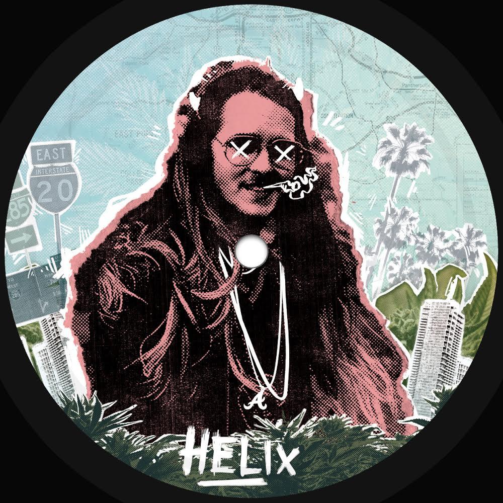 "Helix/GREATEST HITS VOL. 1 SAMPLER 12"""