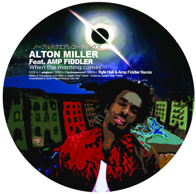 """Alton Miller & Amp Fiddler/WHEN THE..12"""""""