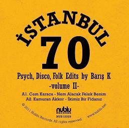 """Istanbul 70/PSYCH DISCO EDITS VOL 2  12"""""""