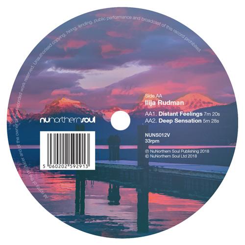 "Ilija Rudman/TEARS.. (RON TRENT RMX) 12"""