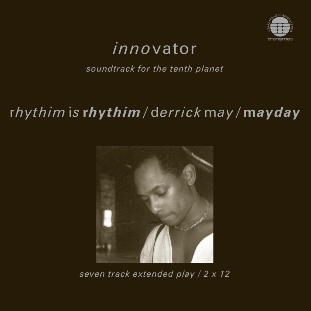 Rhythim Is Rhythim/INNOVATOR DLP