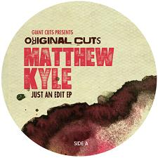 Matthew Kyle/JUST AN EDIT EP 12""