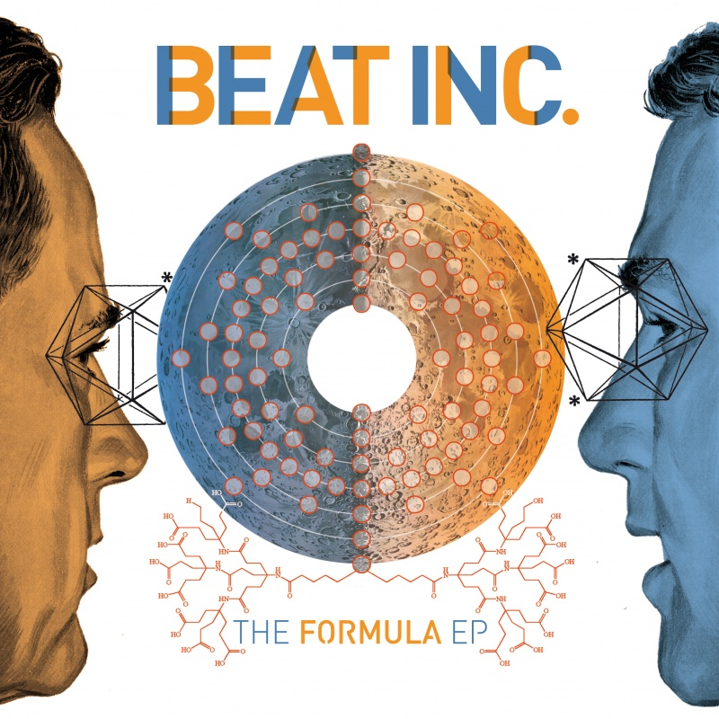 Beat Inc./THE FORMULA EP 12""