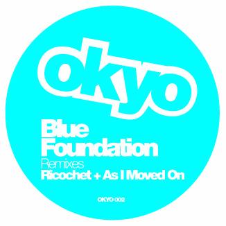 "Blue Foundation/RICHOCHET 12"""