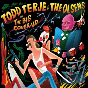 Todd Terje/BIG COVER UP DLP