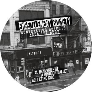 "Embezzlement Society/CONTRASTING... 12"""