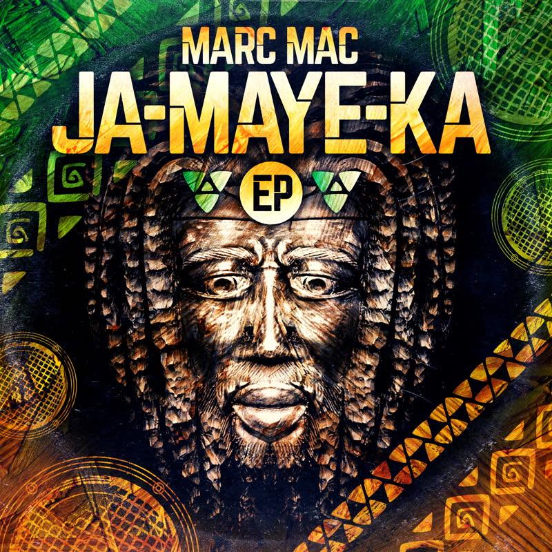 """Marc Mac/JA-MAYE-KA EP 12"""""""