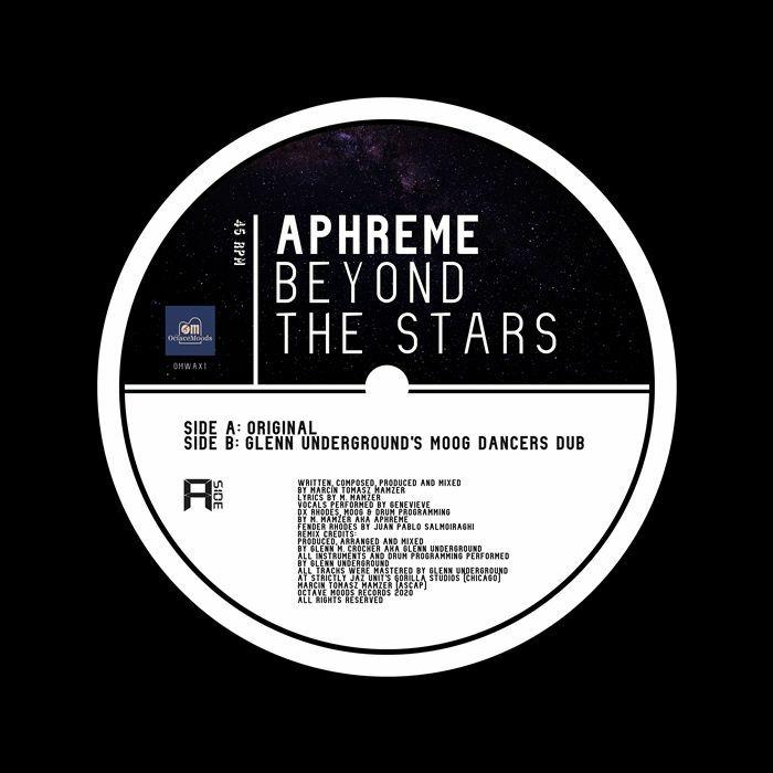"""Aphreme/BEYOND THE STARS (GU REMIX) 12"""""""