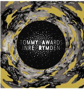 "Tommy Awards/INRE RYMDEN REMIX EP 12"""