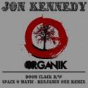 "Jon Kennedy/BOOM CLACK (RED VINYL) 7"""