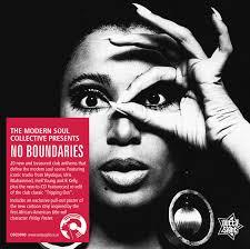 Various/NO BOUNDARIES - MODERN SOUL CD