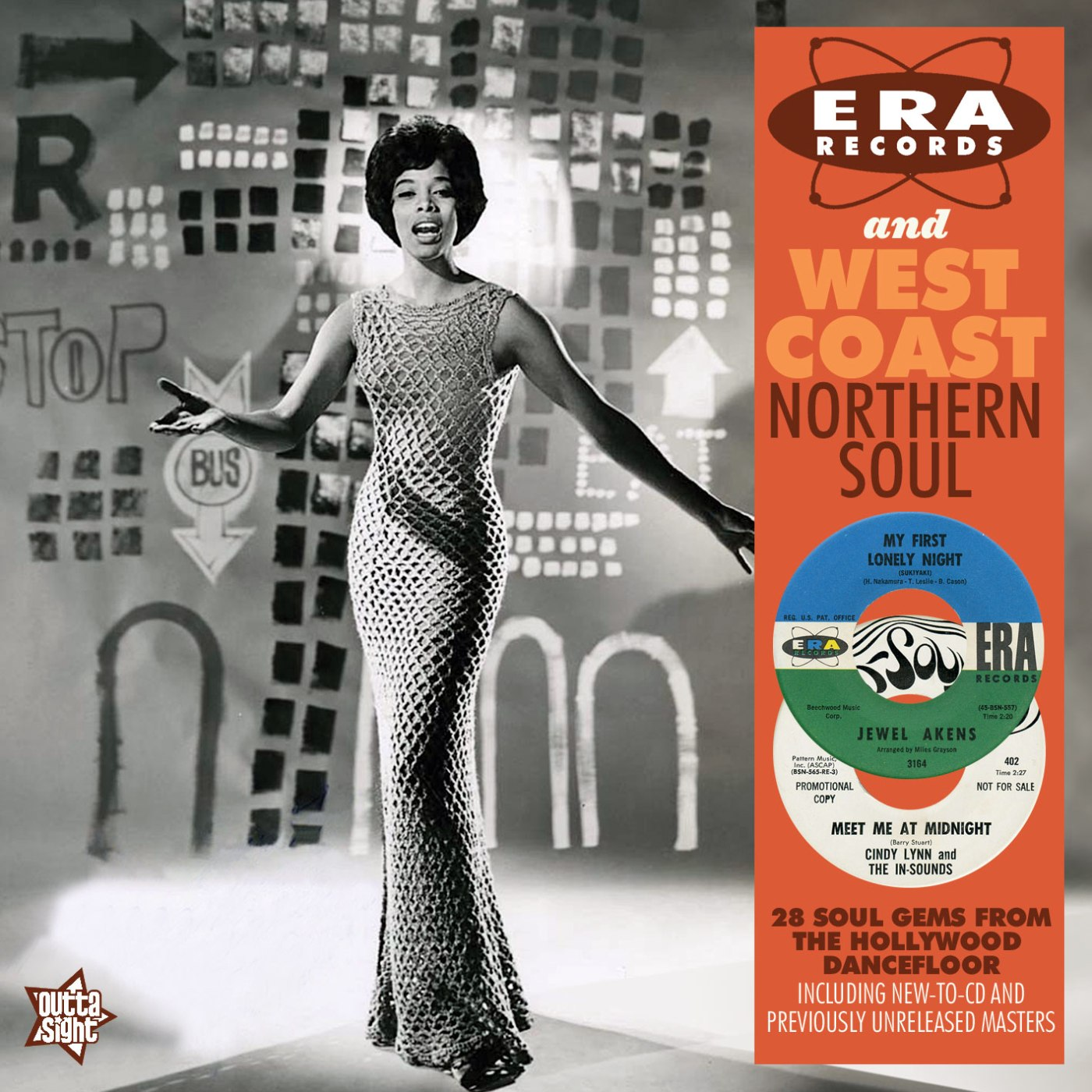 Various/ERA WEST COAST NORTHERN SOUL CD