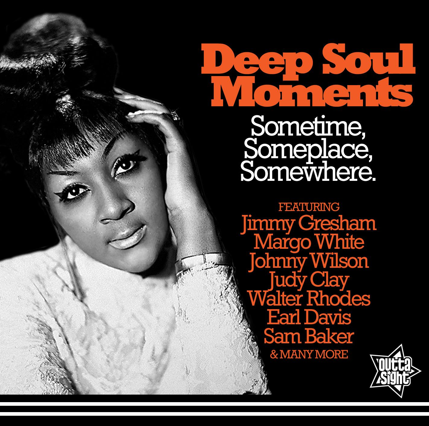Various/DEEP SOUL MOMENTS CD