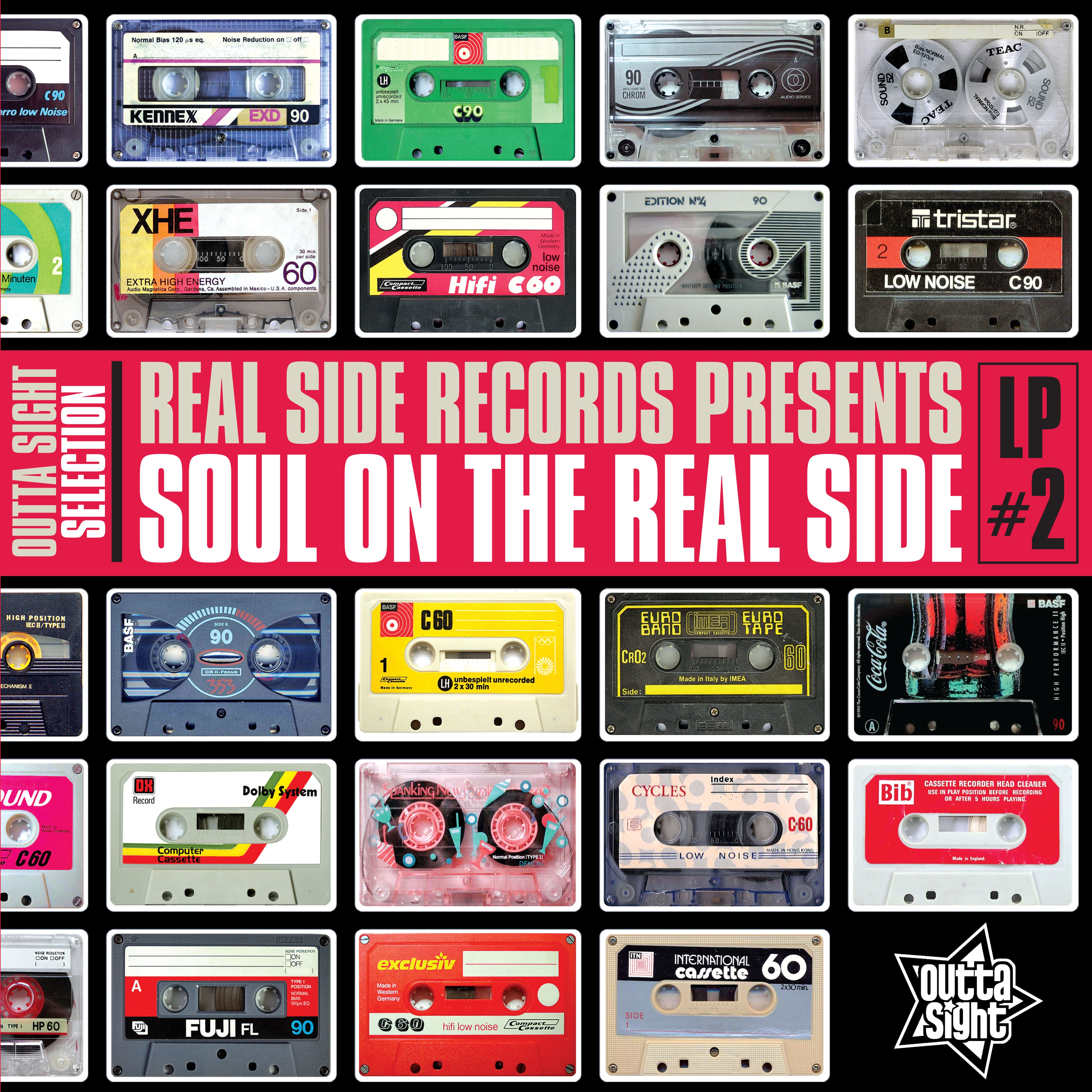 Various/SOUL ON THE REAL SIDE #2 LP