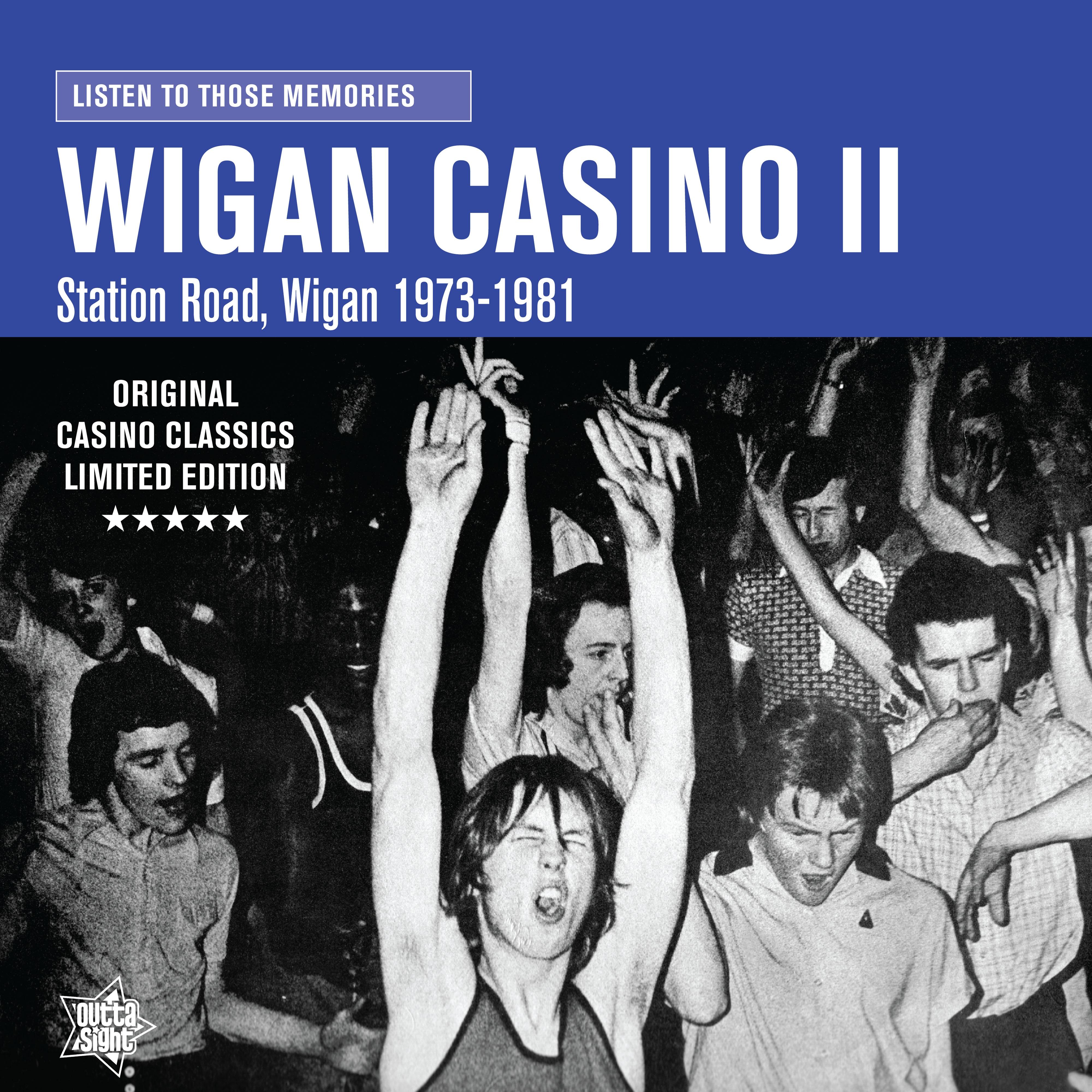 Northern Soul/WIGAN CASINO VOL 2 LP