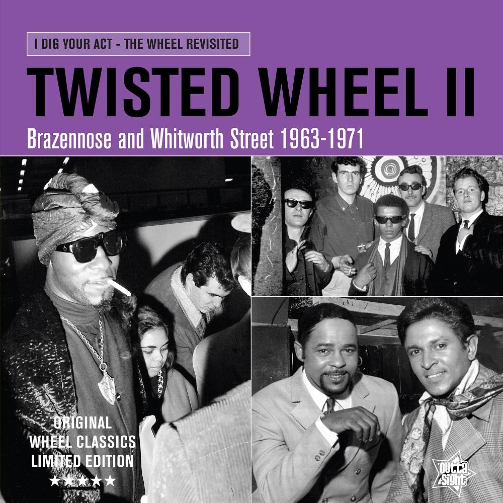 Northern Soul/TWISTED WHEEL VOL 2 LP