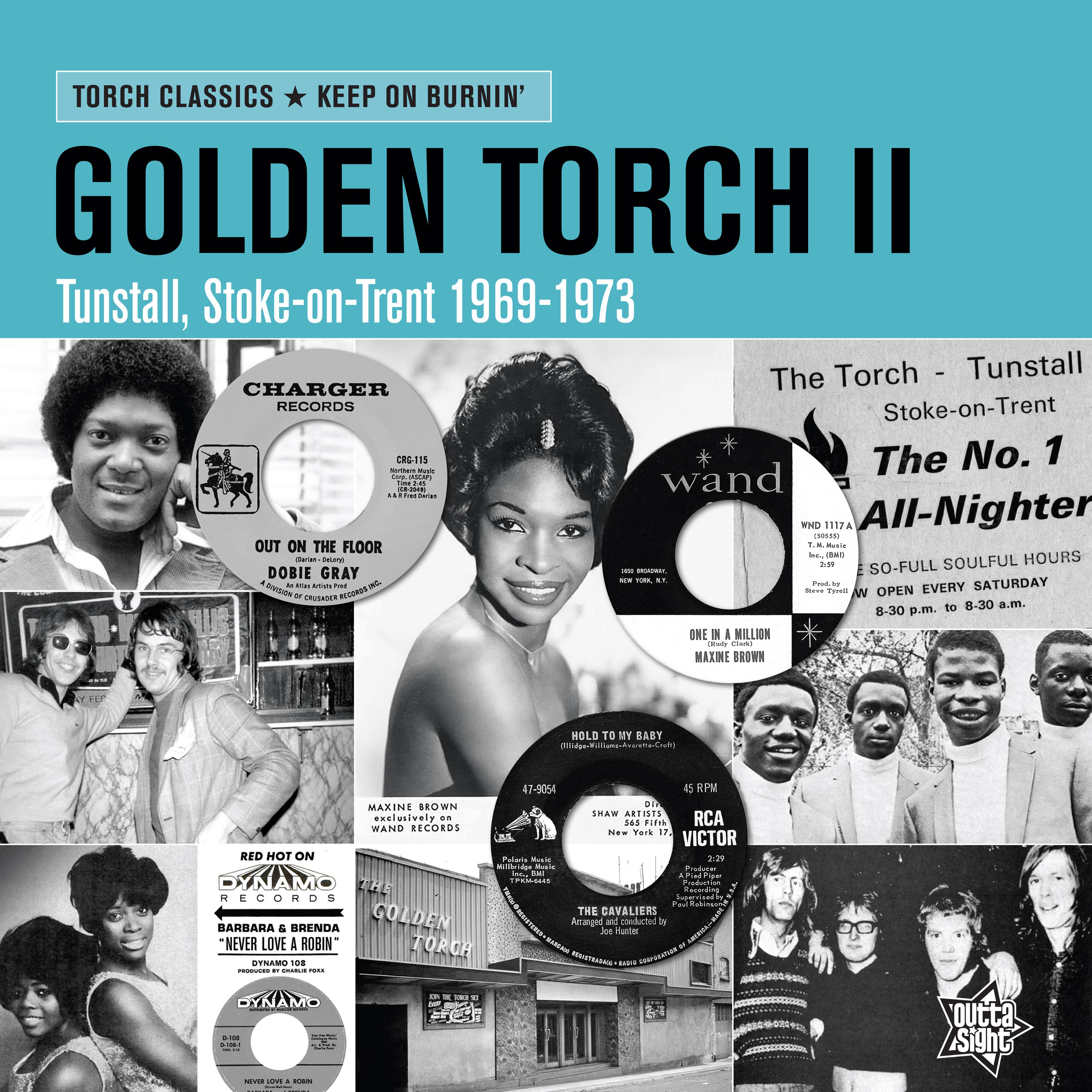 Northern Soul/GOLDEN TORCH V2 (69-73) LP