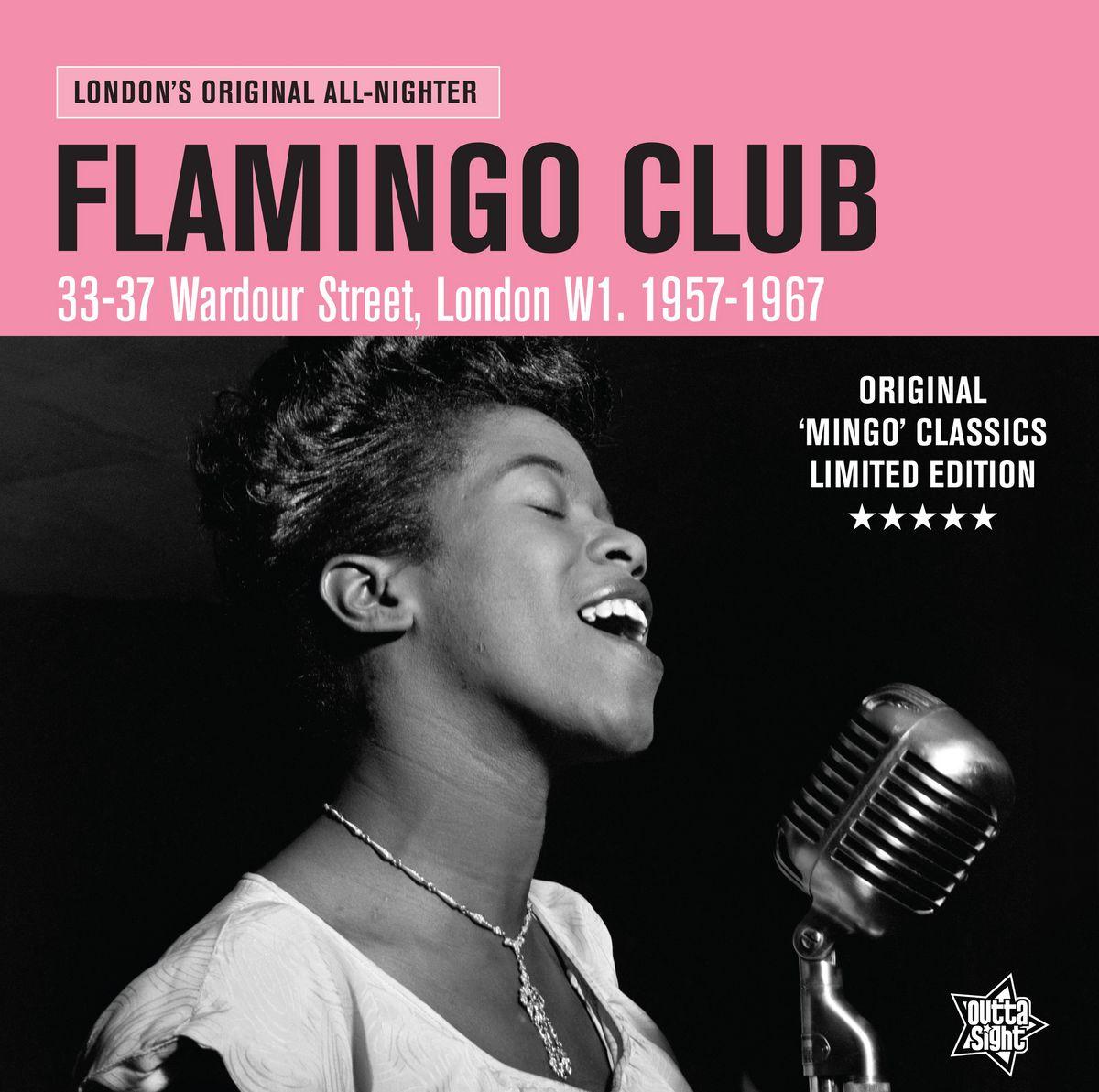Northern Soul/FLAMINGO CLUB 1957-67 LP