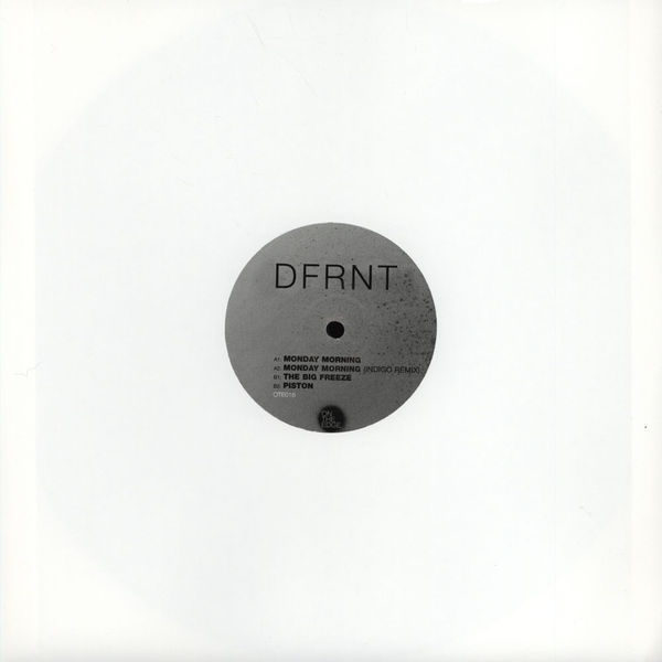 DFRNT/THE BIG FREEZE EP 12""