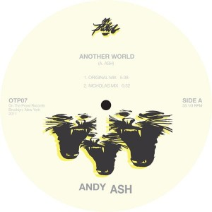 """Andy Ash/ANOTHER WORLD 12"""""""