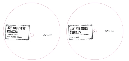 """Josh Wink/ARE YOU THERE (REMIXES) 12"""""""